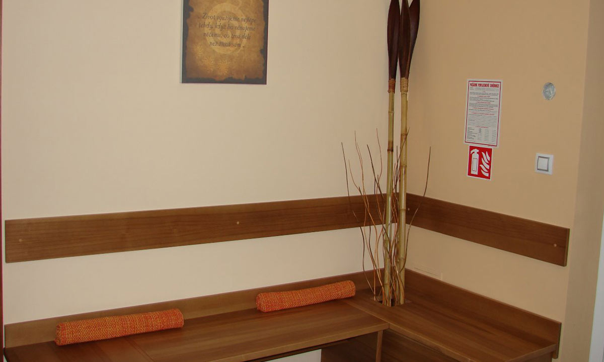 relaxační centrum