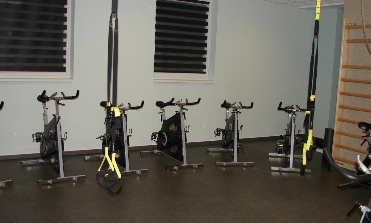 relaxační centrum - sport